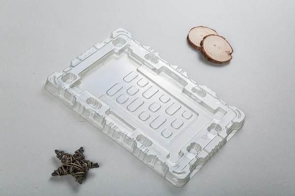 电子吸塑托盘